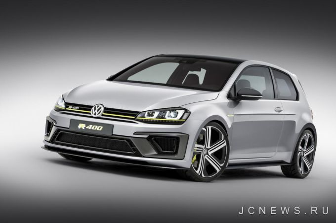 Volkswagen Golf R400 принесут в жертву дизельгейту